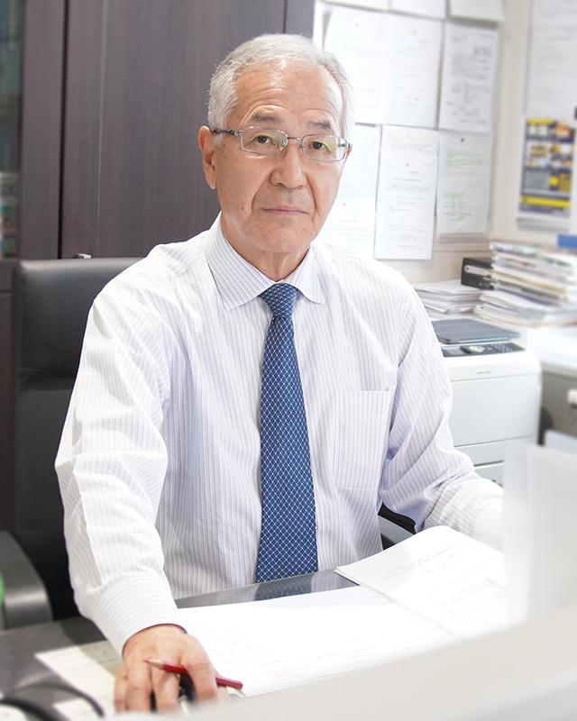 代表取締役 亀岡 孝