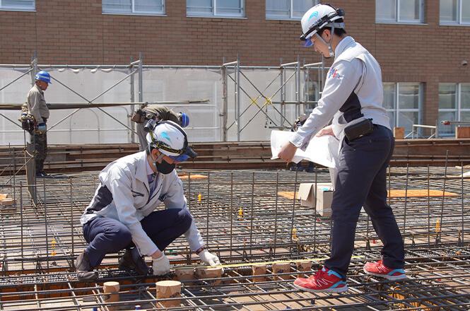建設設備事業